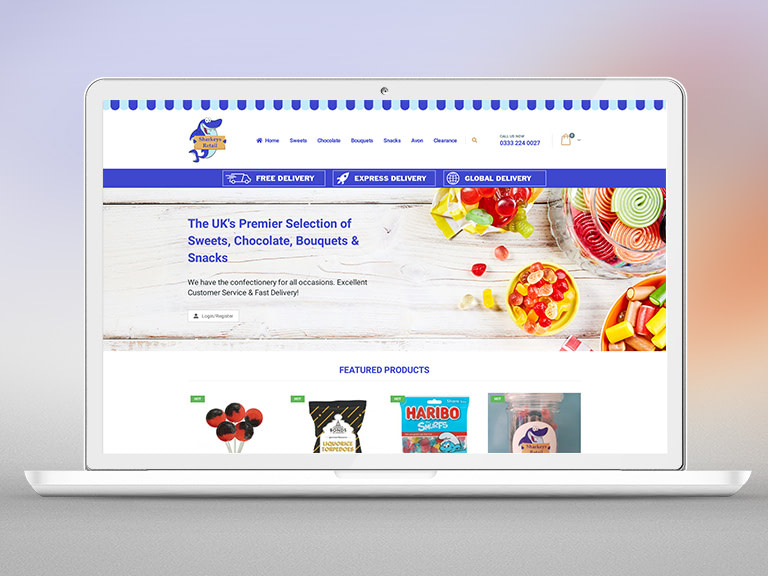 Sharkeys Retail Pay Monthly Ecommerce